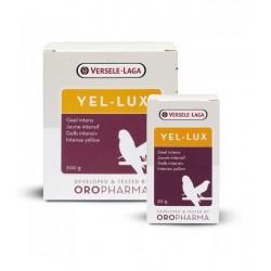 Versele-Laga Yel-lux (un colorant jaune). Oropharma 200 g
