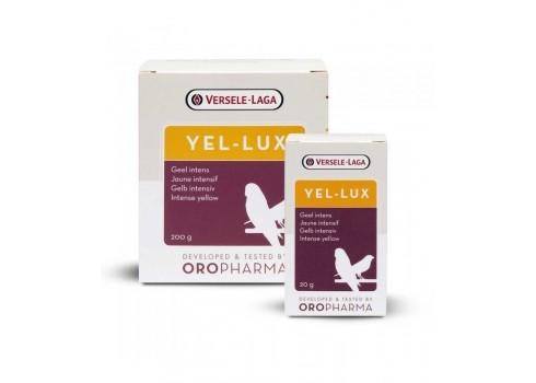 Versele-Laga Yel-lux (a yellow dye). Oropharma 200 g