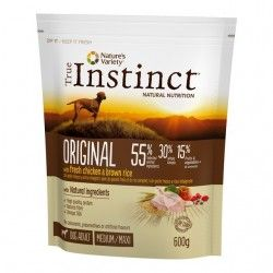 Pienso para perros adultos True Instinct Original Medium - Maxi con pollo 2Kg