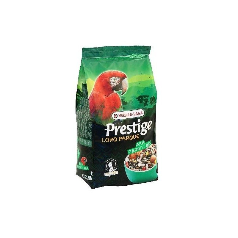 Le Prestige de l'Ara Loro Parque Mix 2,5 kg Versele Laga