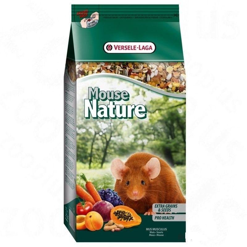 Mouse, Nature, 400 g Versele Laga