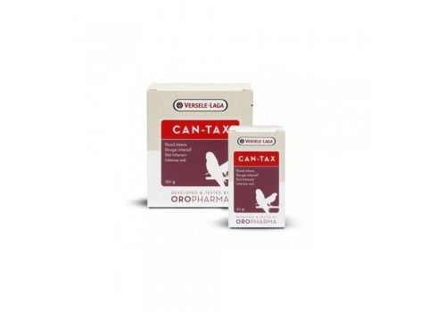 Versele-Laga Can-Tax 150gr (colorante rojo). Para Pájaros