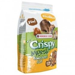 Crispy Muesli Hamsters & Co 2,75 kg