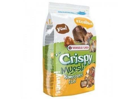 Crispy Muesli Hamsters & Co 2,75kg