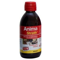 Anima Strath suplemento fortificante y reconstituyente. 250ml