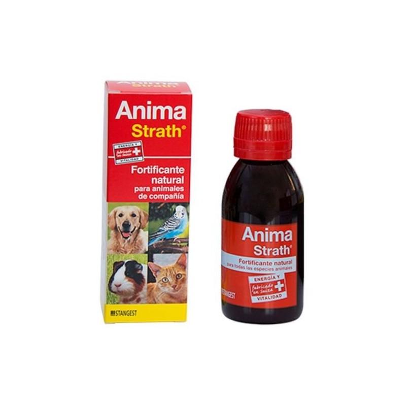 Anima Strath suplemento fortificante y reconstituyente. 100ml