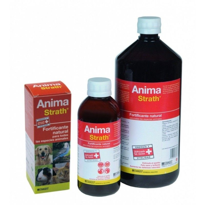 Anima Strath supplement fortifying and restorative. 1L