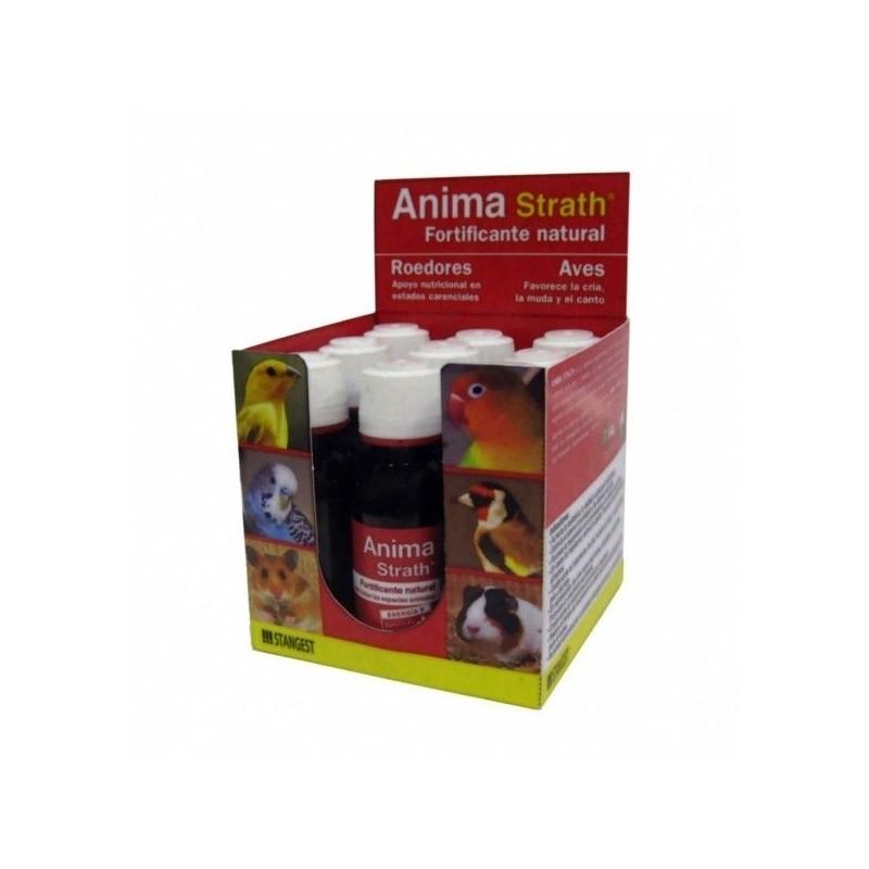 Anima Strath suplemento fortificante y reconstituyente. 30ml