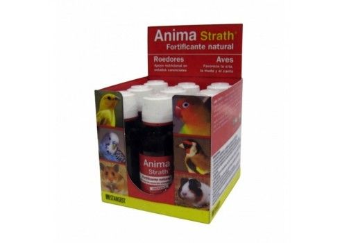 Anima Strath supplement fortifying and restorative. 30ml