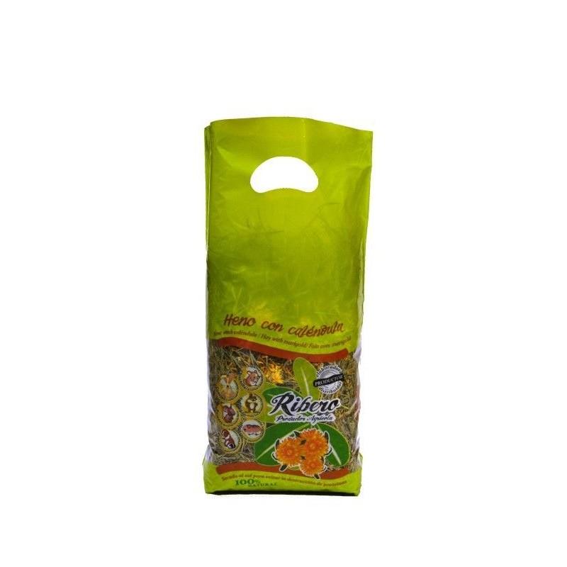 Ribero Foin de Fétuque avec calendula 500g