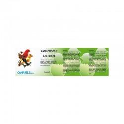 Antihongos y bacterias (probiotico) canariz, 1Litro