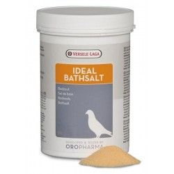 Sales de baño para aves IDEAL BATH SALT OROPHARMA VERSELE LAGA 1 kg