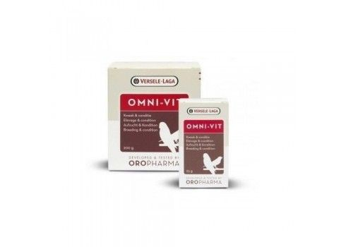 Omni-Vit 200 g, Oropharma Versele Laga (vitamins and trace elements)