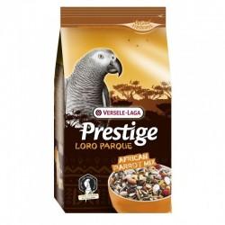 Prestige Loroparque african grey parrot, Versele Laga 1kg