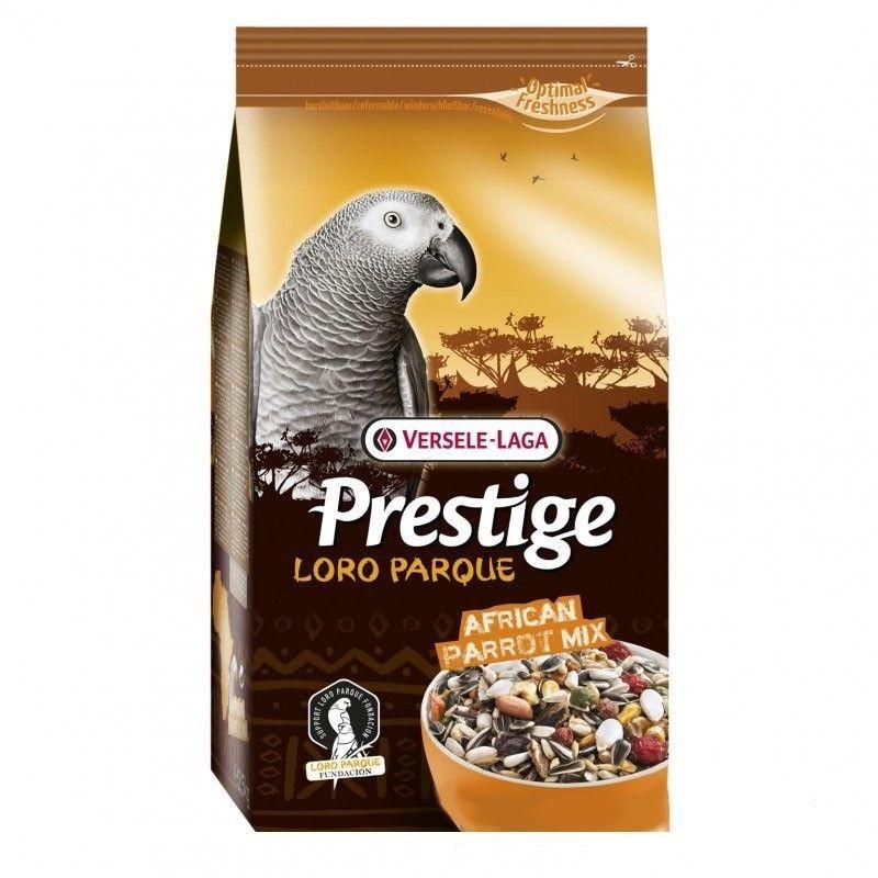 Prestige Loroparque perroquet gris d'afrique, Versele Laga 2,5 kg