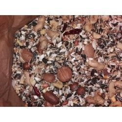 Prestige Parrots Exotic Nuts. Versele Laga 15kg