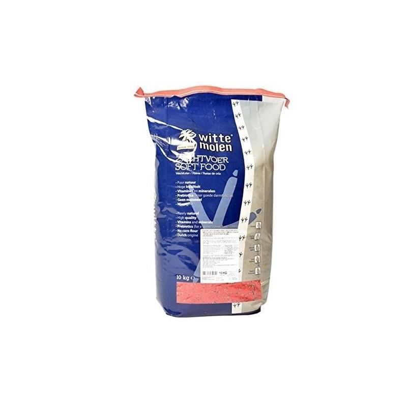 Witte molen Pasta de cria roja 10 kg