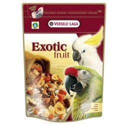 Versele laga Exotic Fruits Food for parrots with fruit 600gr
