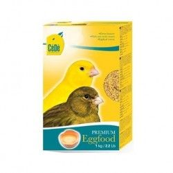 Cedé Eggfood canary Dry, 5kg, free 500gr