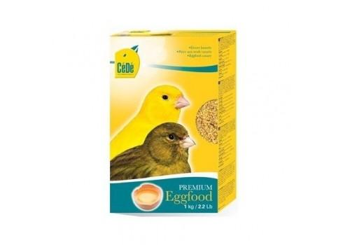 Cedé Eggfood canaries Sec, 5kg, gratuit 500gr