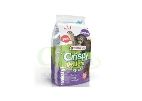 Versele Laga Crispy Pellets Ferrets / Ferrets 3 kg