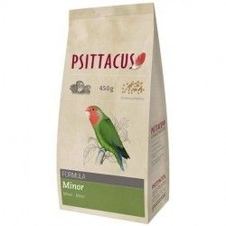 Psittacus pienso minor 0,450gr