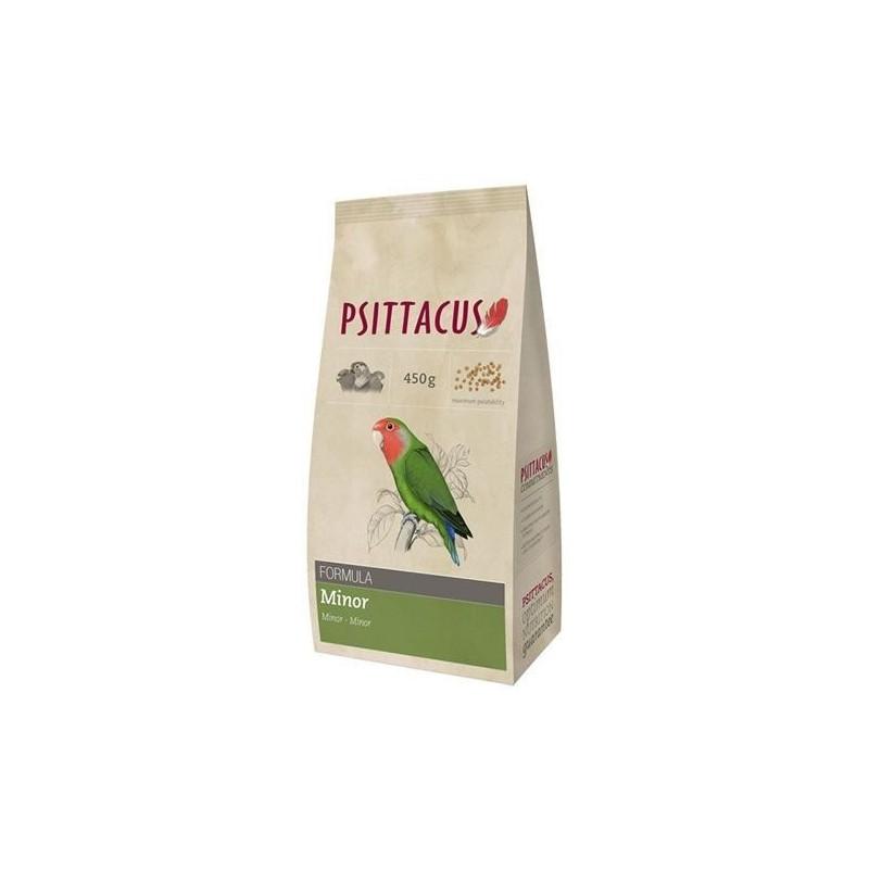 Psittacus pienso minor 0,450gr