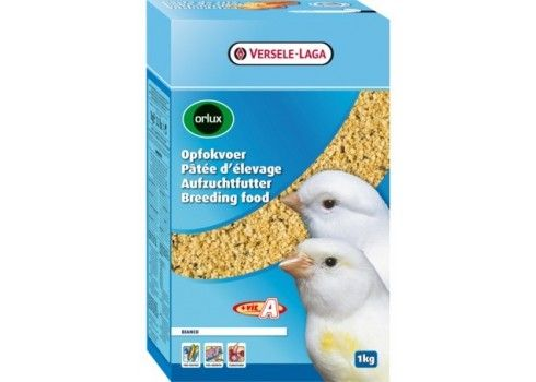 Versele Laga Orlux Paste of breeding dry white canaries, 1 kg
