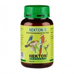 Nekton S 75gr, (vitaminas, minerales y aminoácidos)