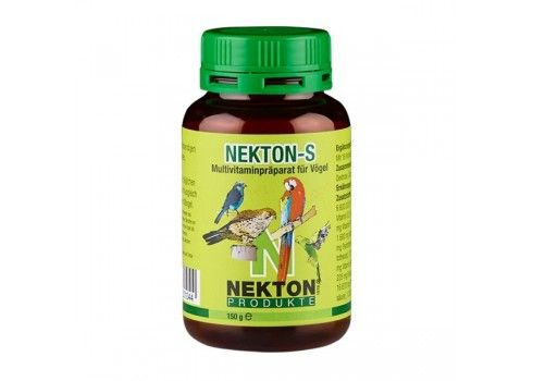 Nekton S 150, (vitamines, minéraux, et acides aminés)