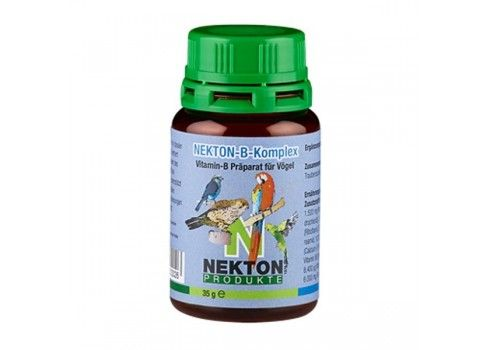 Nekton-B-Complex 35gr, excellent combination of all the vitamins of the group B)
