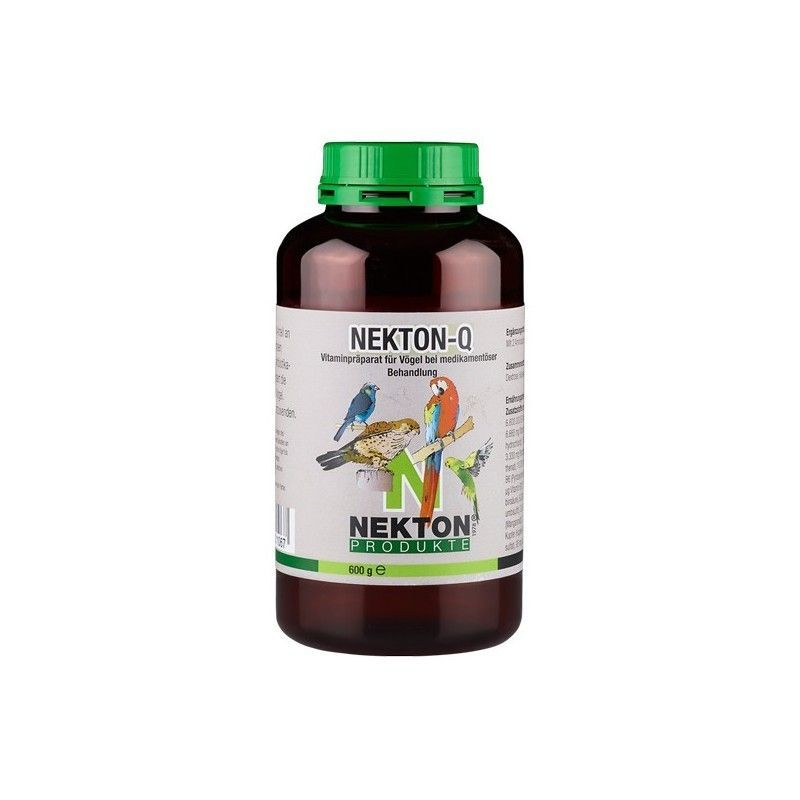 Nekton Q 30g, (vitamin supplement for birds in quarantine or sick)