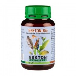 Nekton Bio 150, (stimulates the growth of feathers).