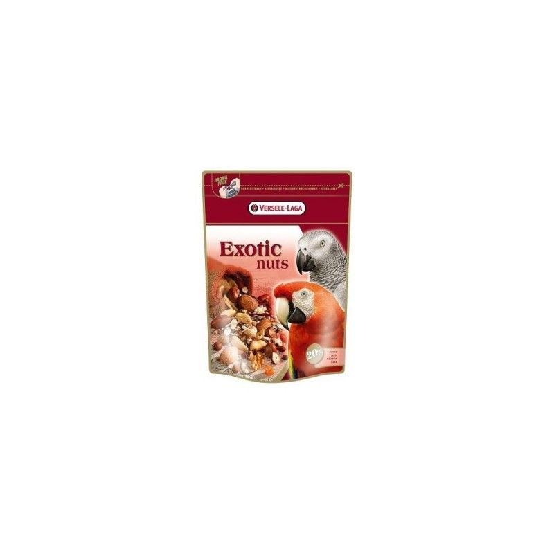 Versele laga Exotic Nuts Food for parrots with nuts, 750 g