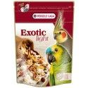 Versele laga Exotic Light Food for parrots with popcorn, 750 g