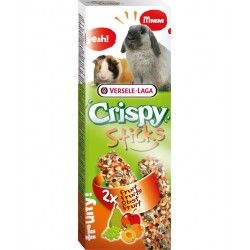 Crispy sticks fruits rodents