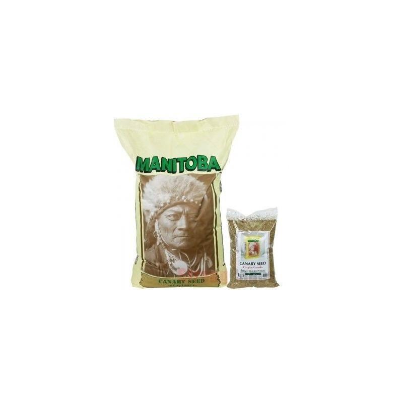 Alpiste Canada Extra Manitoba 25 kilos