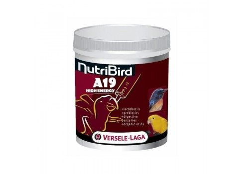 NutriBird A19 High Energy Versele Laga for parrots. 800gr