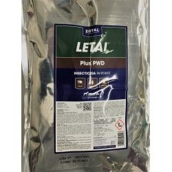 Lethal Plus. Insecticide microgránulo. bag 1 kg