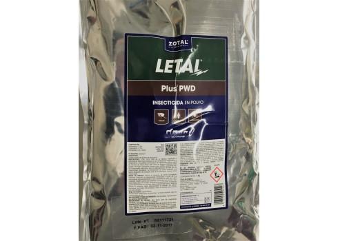 Lethal Plus. Insecticide microgránulo. sac de 1 kg