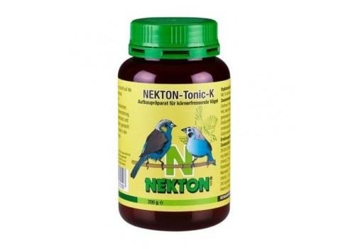 Nekton Tonic K 200 gr tonique réparatrice pour granivoros