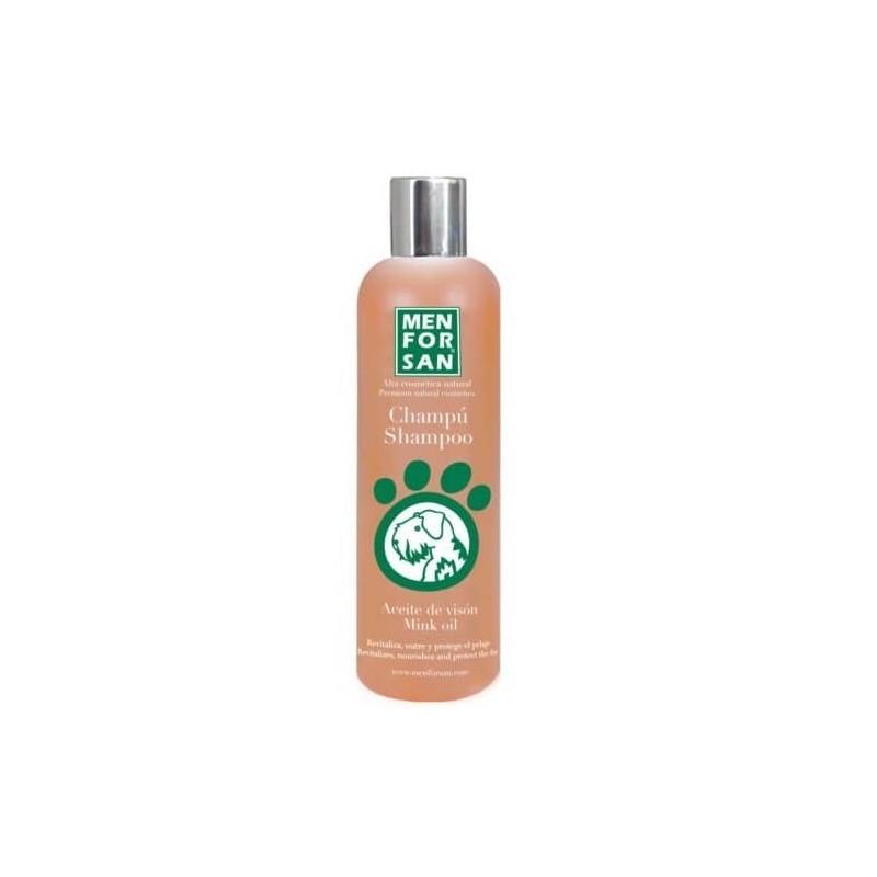 Menforsan chanpu for dogs oil of vison 300 ml