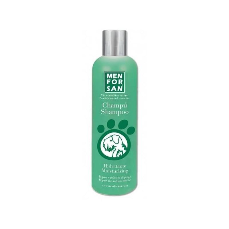 Menforsan shampoo for dogs moisturizer 300 ml
