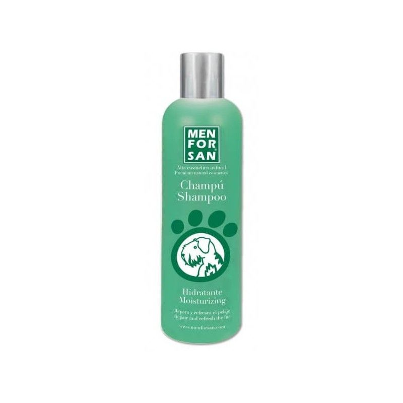Menforsan shampooing pour chiens hydratant 300 ml