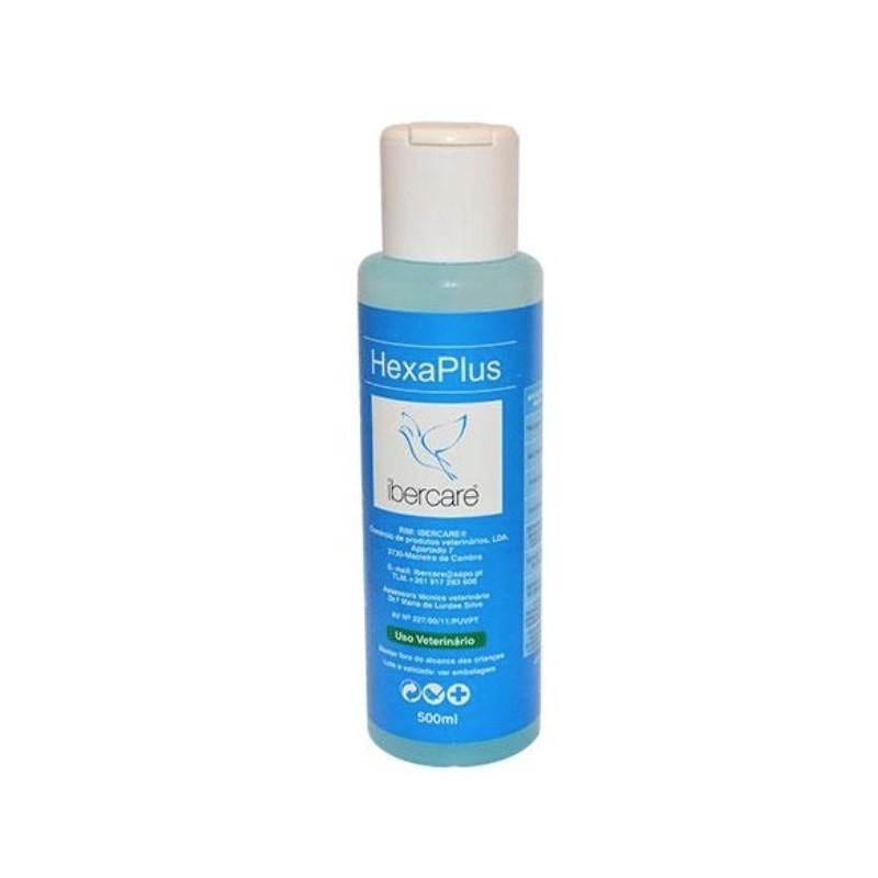 Hexa Plus de 1 litre (désinfectant pour l'eau) Ibercare