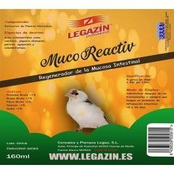 MUCO REACTIV LEGAZIN 160 ML