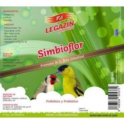 Simbioflor of Legazin 160 ml