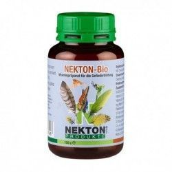 Nekton Bio 750 gr stimulates the growth of the plumage