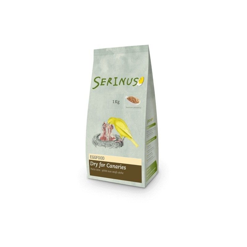 Serinus paste yellow 1kg dry