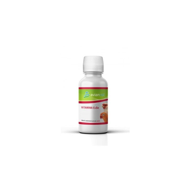 VITAMIN E + SELENIUM AVIANVET 100 ML